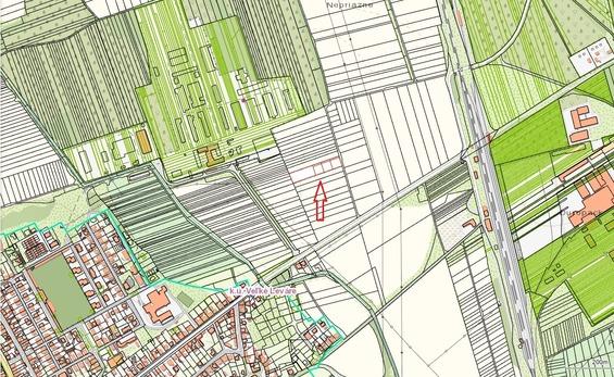 Predaj stavebných pozemkov v obci V. Leváre.